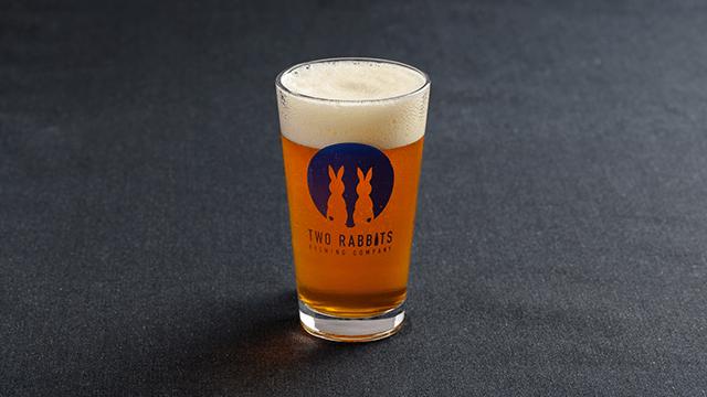 TWO RABBITS クラフトビール